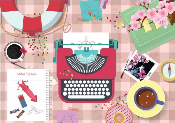calamo scrittorio